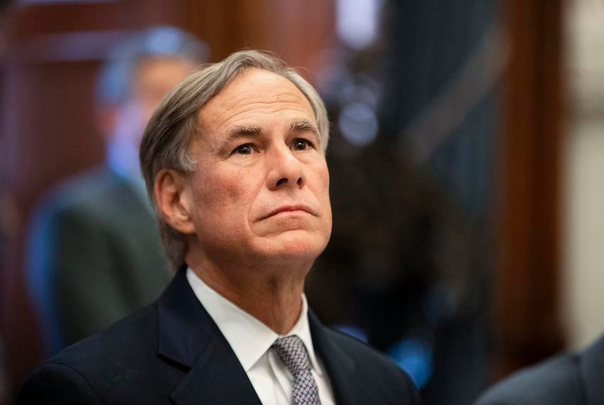 Tex. Gov. Greg Abbott has warned that anyone coming from out of state to cause violence amid peaceful protests will be prosecuted at the federal level. Abbott is dealing with the dual crises of the COVID-19 pandemic and statewide protests against police brutality