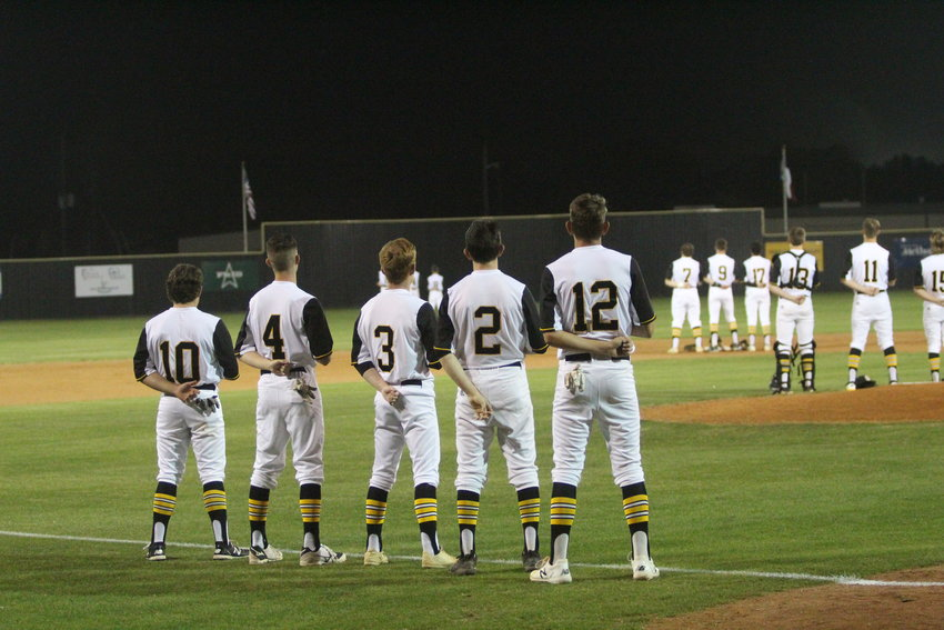 """With UIL restrictions in place, Sealy head baseball coach Dane Bennett said next Thursday's alumni game could not be played at the Tigers' home field, Aubrey """"Mutt"""" Stuessel Stadium, but the community fields at B&PW Park were eligible for use."""