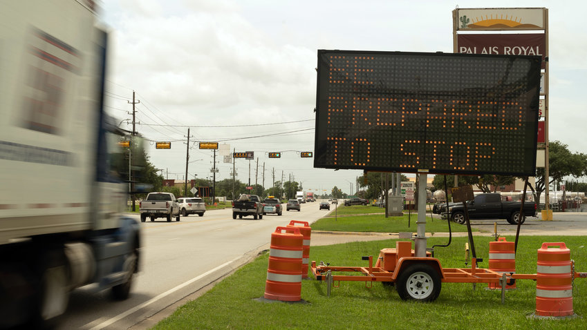 The traffic signal on Highway 36 that has been blinking yellow for years now operates as a regular traffic light. Last week the Texas Department of Transportation activated the light and also one at the intersection of Highway 90 and Circle Street.