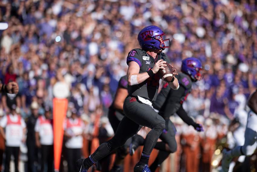 Officials confirmed the Big 12 Conference will proceed with its season as scheduled, allowing four major Texas football programs— TCU, UT-Austin, Baylor and Texas Tech— to play.