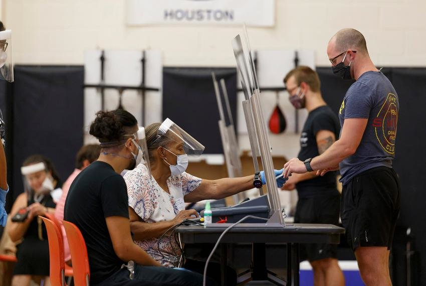Early voting kicks off Tuesday for a high-stakes Texas election.