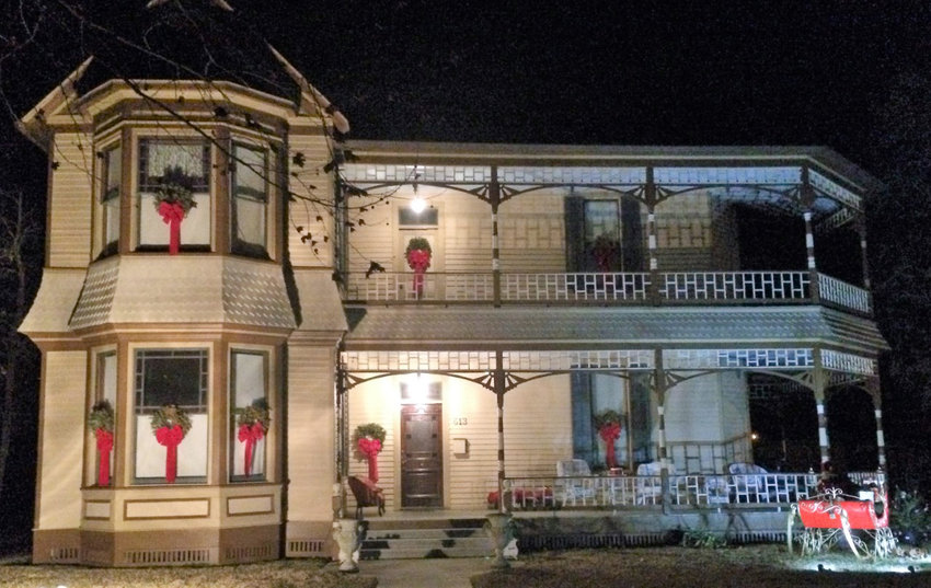 Homes in Sealy's historic neighborhood will be decorated for Christmas for the Sealy Area Historical Society's drive around Christmas homes tour on Dec. 13.