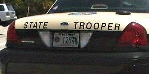 FHP bumper rear closeup