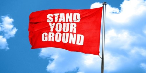 Stand Your Ground graphic