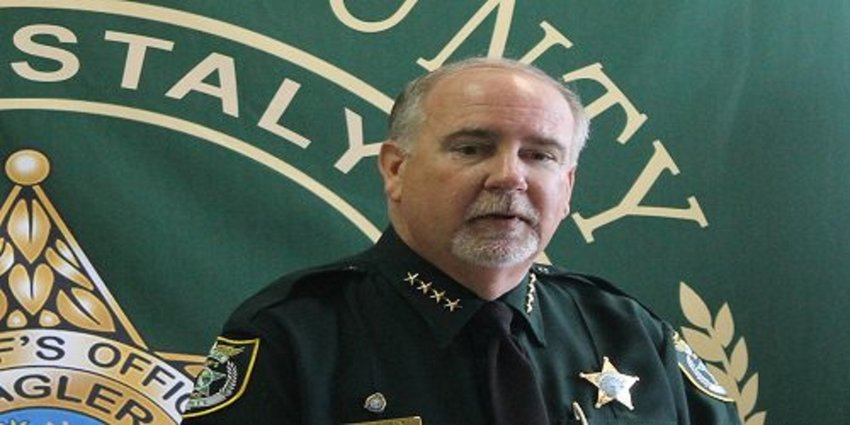 Flagler Sheriff Rick Staly