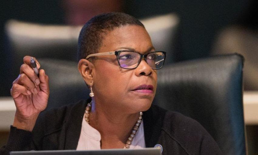 Sen. Audrey Gibson, D-Jacksonville