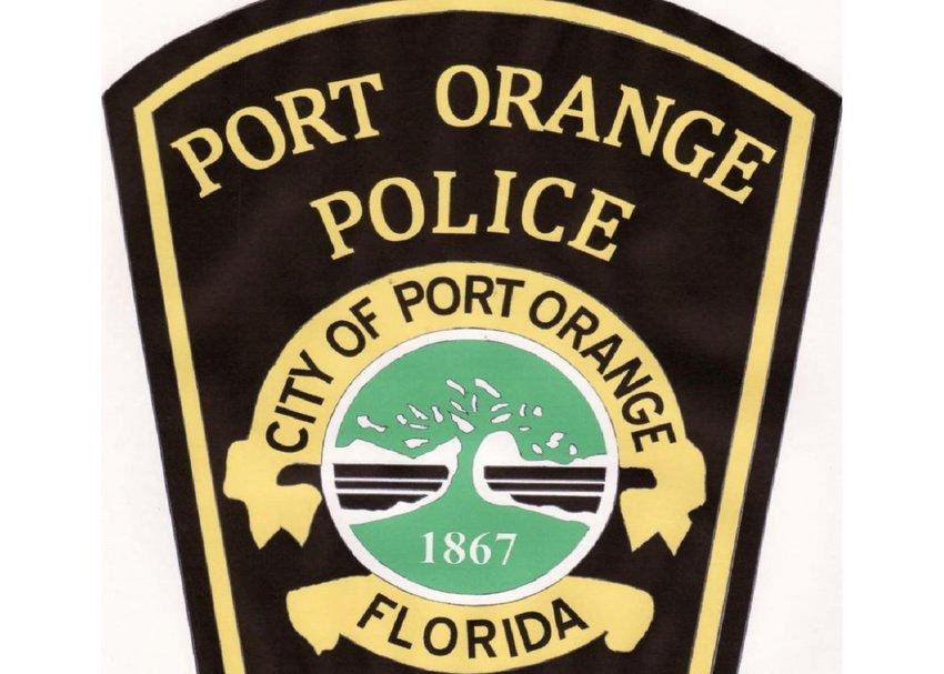 Port Orange Police badge
