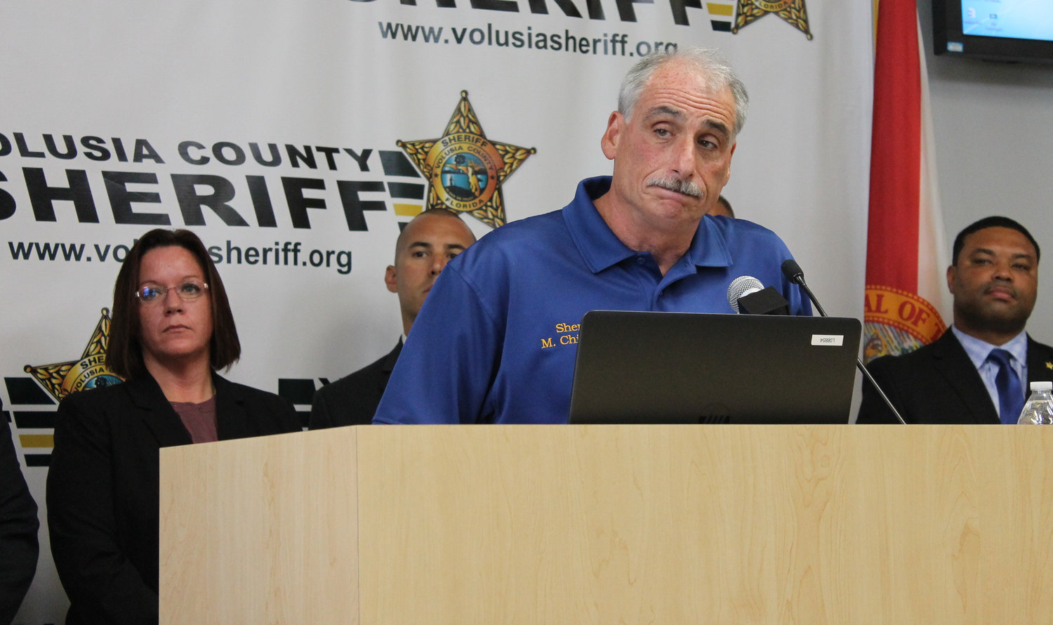 Volusia Sheriff Mike Chitwood
