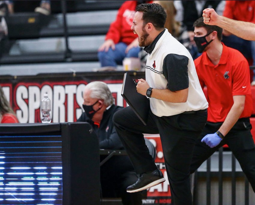 Former Central Missouri men's basketball graduate assistant Tyler Long recently accepted an assistant coach job at Emporia State.