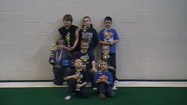 Just A few of our State Placers.