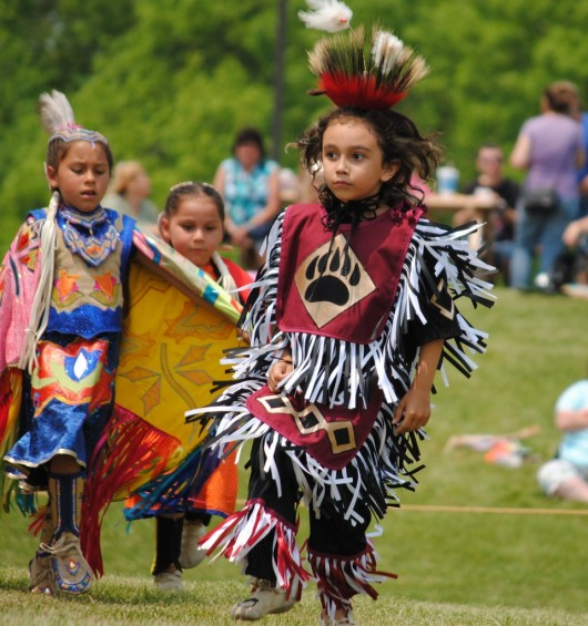 Bear paws, eagle feathers and other animal symbols adorned many pieces of the rich cultural attire seen during the events on June 4.