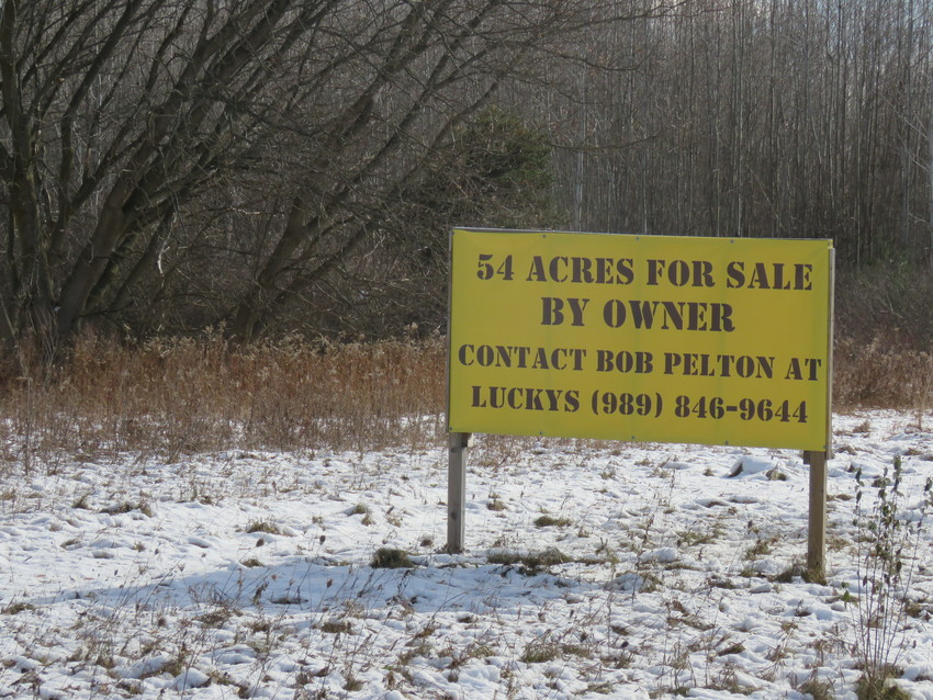 The letter of intent would be in regard to a property on the east side of US-23 behind the Dollar General just south of the city of Standish. After the letter is drafted and signed, a feasibility study will be conducted for the parcel.