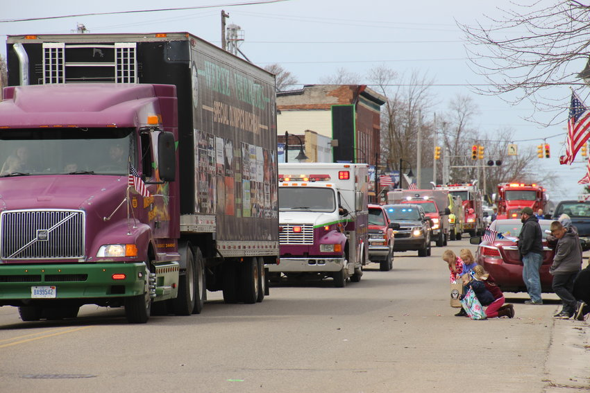 This year's Loyalty Day parade featured floats, decorated vehicles and walking groups from organizations all over the community.