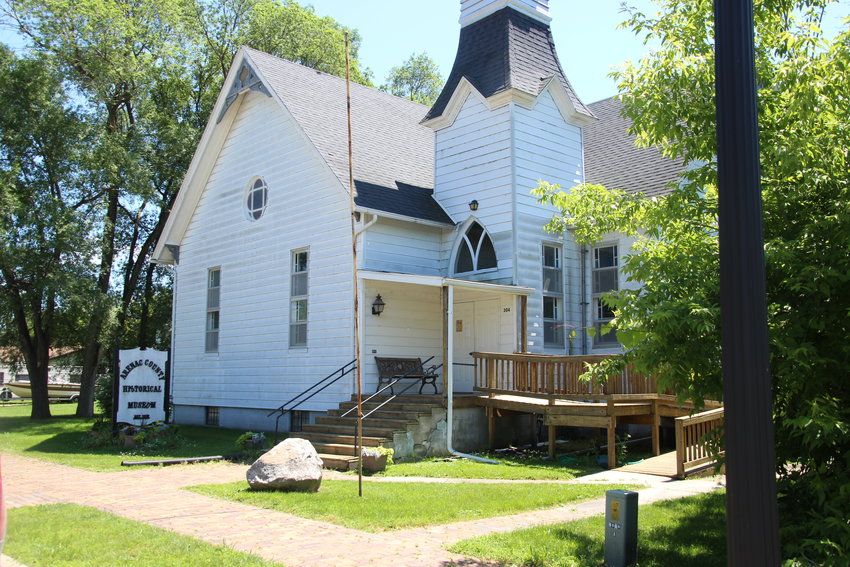 The Arenac County Historical Society will host a storyteller who will discuss Michigan legends Aug. 8.