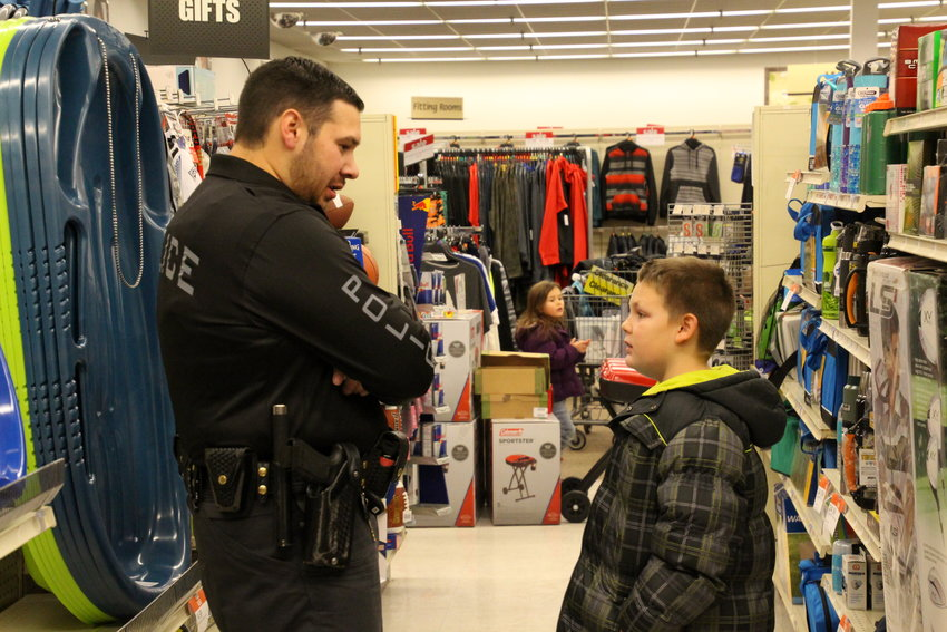 Tribal Police Officer Luke Dixon and Zachary Sylvester discuss what to shop for at the 2017 event.