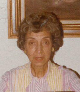 Joan Phyllis (Neubecker) Mannor