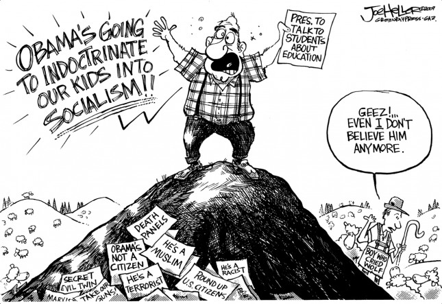 This week's cartoon from Joe Heller