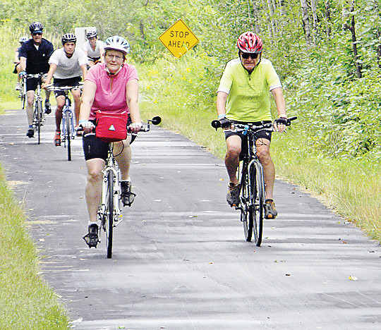 Users of the Mesabi Trail will find new   sections and connections this year, many of them in the Tower and Ely portions of the trail.
