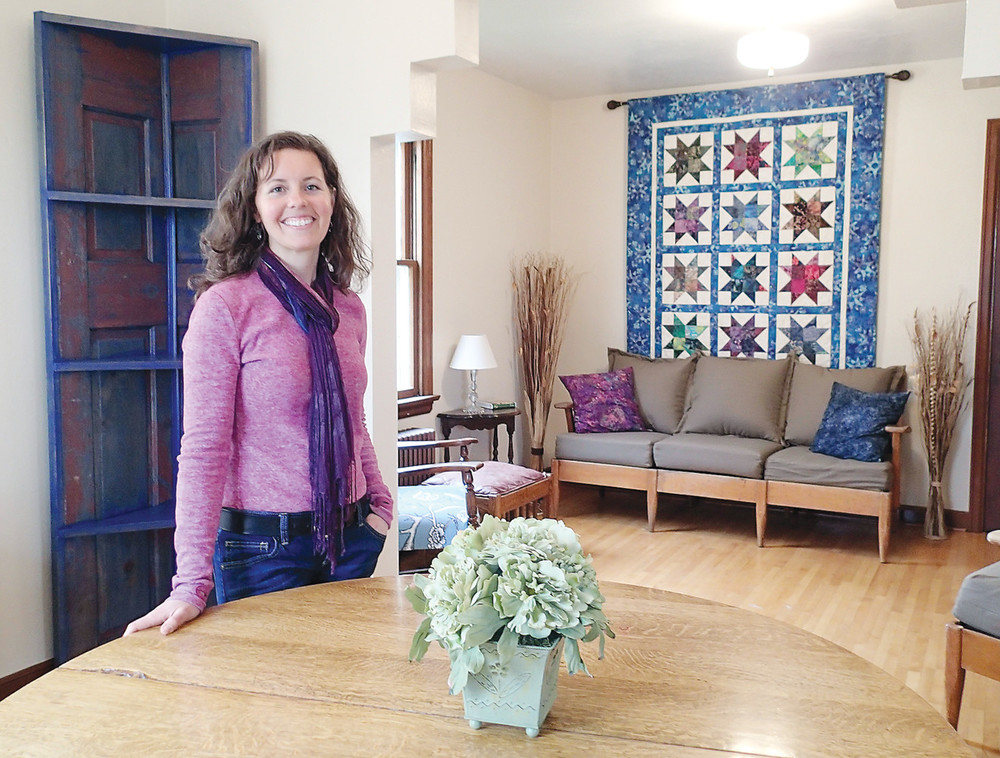 Jaime Brennan is opening Tranquility Wellness Center, on West Sheridan Street in Ely.