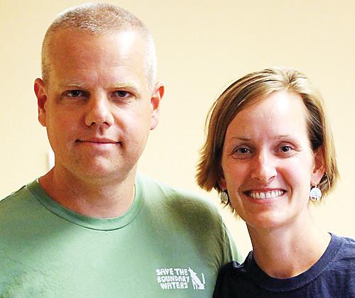 Luke and Andrea Konrath