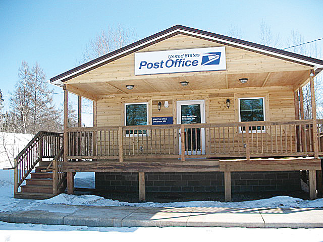 After more than two years, Embarrass will have a new post office starting Monday