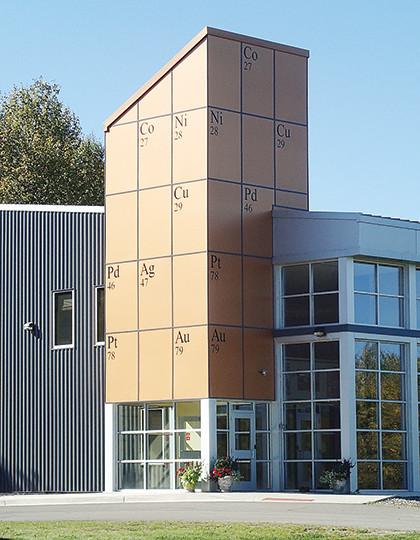 Twin Metals field office in Ely.