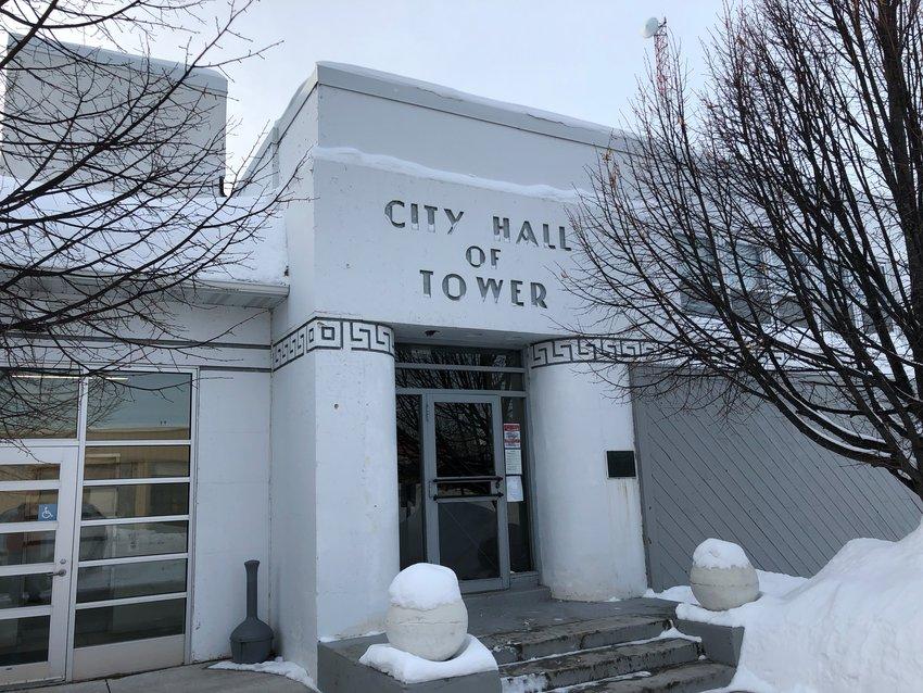 Tower City Hall