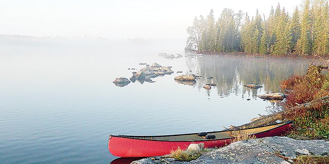 Canoeists will be allowed back into the Boundary Waters Canoe Area Wilderness beginning on Sept. 4.