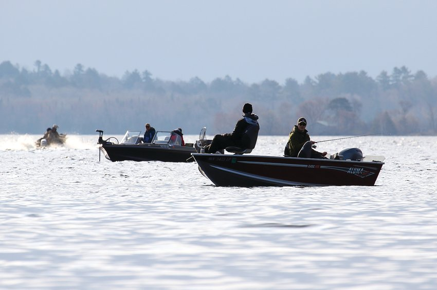 """With increased fishing pressure on Lake Vermilion, local organizations are pushing voluntary   """"conservation limits."""""""