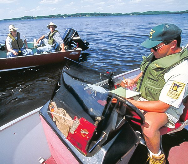 DNR creel clerks will be out on Lake Vermilion five days a week through Sept. 30.