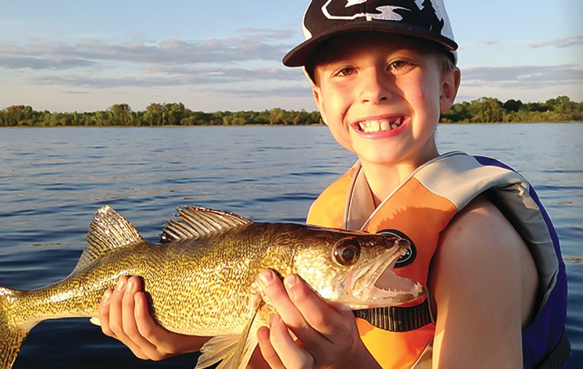 Supporters of a four-walleye statewide limit hope it will lead to more big smiles from anglers through reduced pressure on the fish resource.