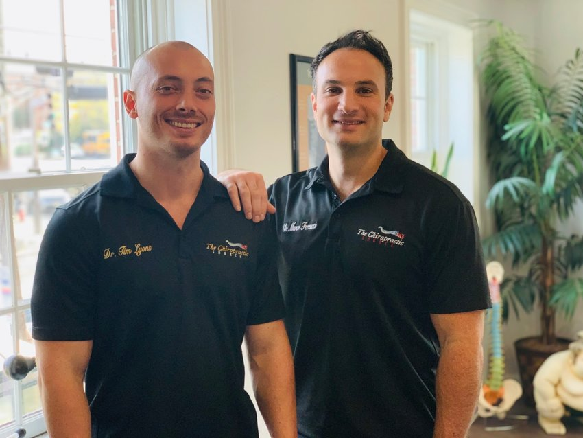 Drs. Tim Lyons and Marco Ferrucci invite patients to their Regenerate SoftWave Therapy and Cedar Grove offices to be treated for numerous inflammation and chronic pain.