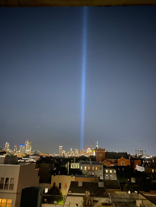 Photo from Greenpoint, NYC, 2021 - Diane Lilli