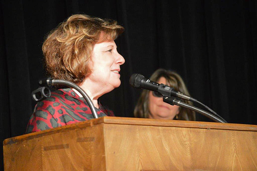 Quitman woman of the year Debbie Robinson