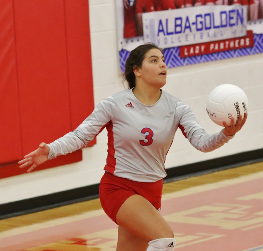 The enthusiasm of Lady Panther Erin Langston had a notable effect on the Miller Grove match.